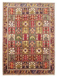 Bakhtiar-matto 208x294
