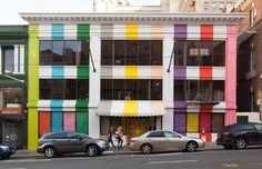 Colour Factory San Francisco COOLEST PLACE EVER I WANT YO GO