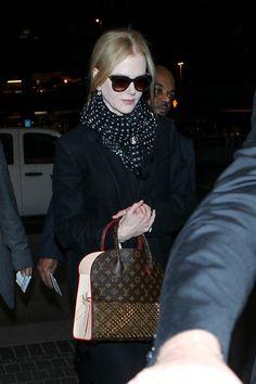 Nicole Kidman seen at LAX.