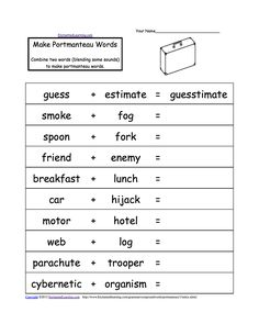 science vocabulary word list enchanted learning