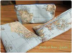Bildergebnis für basteln mit landkarten