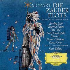Portada de grabación para Deutsche Grammophon