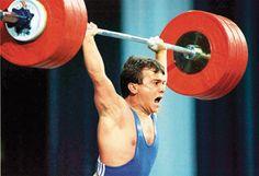 The Legend of the Olympic Weightlifting Naim Süleymanoğlu  Spor Haber - Online BirGün