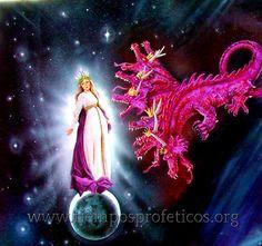 """En Apocalipsis 12, Juan ve una visión de una mujer """"vestida del sol, con la luna bajo sus pies, y sobre su cabeza una corona de doce estrellas"""" (Apocalipsis 12: 1). Fíjase en el parecido de hay entre esta descripción y la descripción que José dio a su padre Jacob (Israel), (Génesis 37: 9-11). Las doce estrellas se refieren a las doce tribus de Israel. Así que la mujer en Apocalipsis 12 es Israel."""