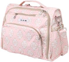 Ju-Ju-Be B.F.F. - Blush Frosting - Just in case my current diaper bag is too small. Like the backpack option