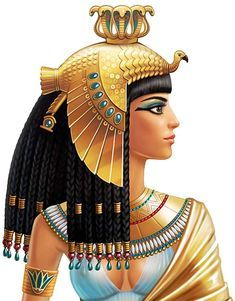 Cleopatra: Incredible History and Reconstruction of the Ancient Queen Egyptian Makeup, Egyptian Fashion, Egyptian Women, Egyptian Costume, Egyptian Art, Ancient Egypt Fashion, Egyptian Jewelry, Egyptian Mythology, Egyptian Goddess