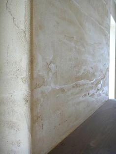 American Clay Plaster Earth Paint Walls Polished White