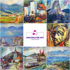 WORLD FAMOUS PAINTINGS from AMAZING FINE ART LONDON www.amazingfineartlondon.com  After the USA, Russia, Germany, Italy, France, Austria, Thailand and Romania, the paintings of the internationally well-known artist MIKLOS SIMON have recently arrived at the UK.  Prices from £470 + shipping cost. We are shipping worldwide.  Visit our website to see our full portfolio and contact us to order: info@amazingfineartlondon.com