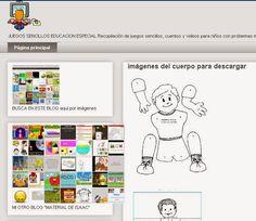 Blog de juegos sencillos para educación especial - info-tea-materiales