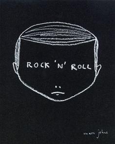 rock'n'roll by MarcJohns