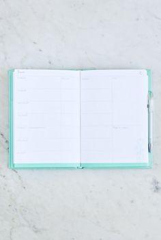 Get your family truly organised in 2015!  OTi Organiser - 2015 Organiser Diary - 16x21cm  #family #2015diary #stationery #diaryforwomen #notemaker