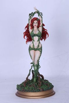 Yamato DC Comics Poison Ivy Fantasy Figure Gallery Statue   www.FanboyCollectibles.com  https://www.facebook.com/fanboy.collectibles/  https://twitter.com/FanboyCollect..