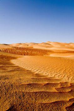 Rub-Al-Khali Desert