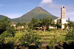 """Costa Rica - 11 Trips You Need to Take As Soon As You Retire - Southernliving. Looking for pura vida? The motto, meaning """"Enjoy life and be happy,"""" is a favorite saying in this Central American country for good reason. Natural surroundings of rain forest, jungles, Pacific and Caribbean coastlines, volcanoes, and hot springs make it a fascinating place to visit.   Lovers of wildlife can see monkeys, sloths, wildcats, whales, reptiles, and sea turtles in their natural habitats. And after a…"""