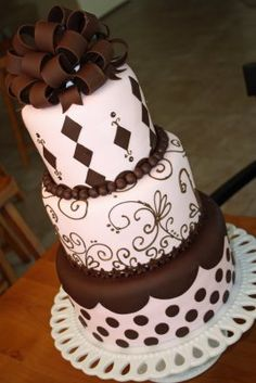 Cake Designs By Jackie Brown : 1000+ images about Cake Designs on Pinterest Wedding ...