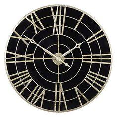Geneva Wall Clock | Clocks | Accessories | Z Gallerie