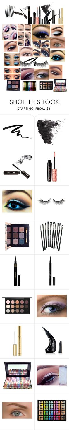 """""""Perfect eyes"""" by morgan0624 ❤ liked on Polyvore featuring beauty, Eyeko, Topshop, Bobbi Brown Cosmetics, Benefit, Rimini, Tory Burch, Revolution, Napoleon Perdis and M&S"""
