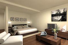 Fotos de decoración de dormitorios matrimoniales (1)