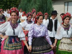 Folk Costume, Costumes, Hungarian Embroidery, Embroidery Patterns, Traditional, Hungary, Clothes, Ancestry, Art