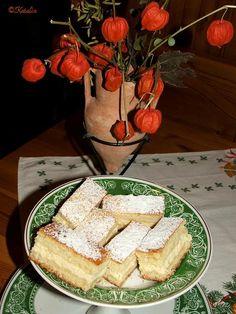 Katalin konyhája: Túrós pite Waffles, Foods, Breakfast, Recipes, Food Food, Morning Coffee, Food Items, Waffle