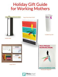 Holiday Gift Guide for Working Moms