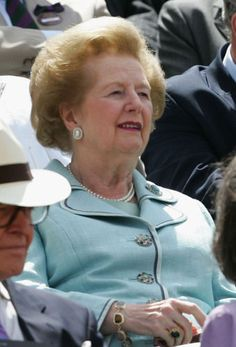 """RIP, Margaret Thatcher: 12 Quotes from the One and Only """"Iron Lady""""."""