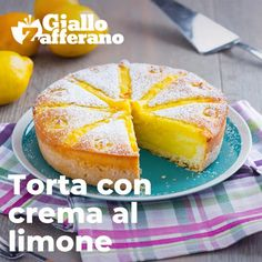 Italian Desserts, Mini Desserts, Healthy Desserts, Italian Recipes, Delicious Desserts, Desserts Around The World, Cooking Time, Cooking Recipes, Cake Recipes