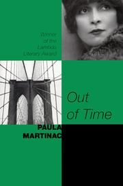 FIC 2007 – Out of Time front cover