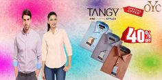 This full sleeve Regular fit cotton shirt from Tangy is a must have in your wardrobe.! Define yourself  in more classy way by simply trending this Formal Shirts this !!  http://www.orderyourchoice.com/en/963-men-clothing