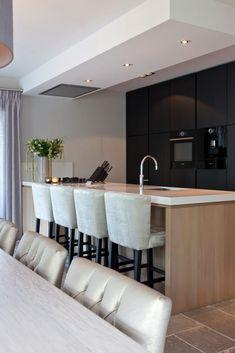 Kitchen Dinning, Kitchen On A Budget, Kitchen Decor, Beautiful Kitchens, Cool Kitchens, Kitchen Interior, Home Interior Design, Rustic Kitchen Design, Cuisines Design