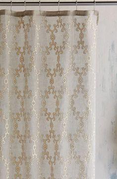 'Totem' Shower Curtain - Kenshō Home