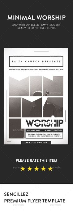 Rock Music Event Flyer / Poster | Pinterest | Event flyers, Rock ...