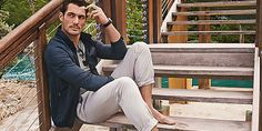 Marks & Spencer Menswear: High Summer 2015 Collection