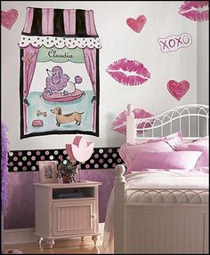 1000 images about teen rooms on pinterest paris style