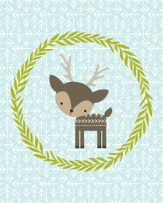 Baby woodland animal printable, woodland animal nursery, FREE printables!!!