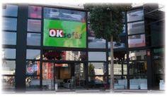 OK Sofás #Alfafar (Valencia)  Tienda
