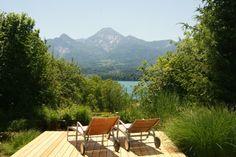 In unserem Garten findest du einen Platz zum  entspannen. Mountains, Nature, Travel, Ad Home, Lawn And Garden, Naturaleza, Viajes, Destinations, Traveling