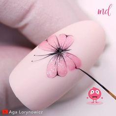 Classy Acrylic Nails, Almond Acrylic Nails, Best Acrylic Nails, Pastel Nails, Acrylic Nail Designs, Butterfly Nail Designs, Butterfly Nail Art, Flower Nail Art, Nail Art Hacks