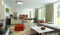 Living room design 2013