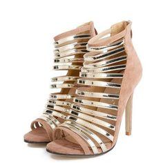 f9bb2fc4f5 Women Sandals, High Heel Shoes, Black, Pink. Pink High HeelsOpen Toe ...
