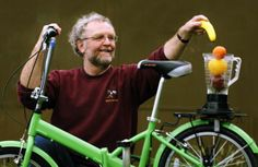 Human Powered Electricity for Off-Grid Living