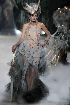 Christian Dior Haute Couture Autumn 2005