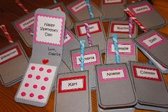 Cell Phone Valentine- too funny!!!