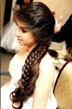 The Greatest Prom Hairstyles for Long Hair 2014 - Iberetta Com