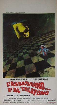 The Killer is on the Phone (1972; Alberto De Martino)