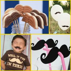 Mustache Party ideas for your next mustache party. Mustaches are super popular right now and throwing a mustache party can be easy and fun. Here is a list of Mustache ideas. Moustache Party, Mustache Birthday, 1st Boy Birthday, Boy Birthday Parties, Birthday Ideas, Lego Parties, Ball Birthday, Birthday Supplies, Lego Birthday