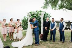 Featuring BJ & Leanne's Rustic Farm Wedding in Wallaceburg, Ontario. Brittany VanRuymbeke is a Chatham-Kent ON Wedding Photographer for laid back, fun.