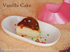 Vanilla Cake Recipe | Vanilla & Cherry Cake : Evergreen Recipes