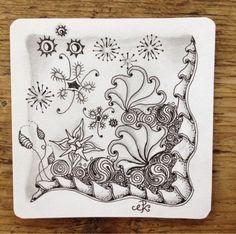 She Tangles: Floating tanglepatterns Zentangle, patterns angelfish, dragonair, ahh, ceebee, sundoo, widgets, cruffle, printemps