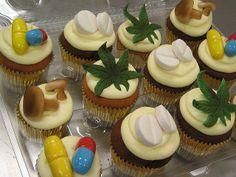 Let them eat cupcakes! Cupcake Recipes, Cupcake Cakes, Cup Cakes, Baby Cakes, Cupcake Ideas, Funny Cupcakes, Mini Cupcakes, Thing 1, Food Humor